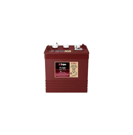 Batteri Trojan deep-Cycle 6V/260Ah T-145