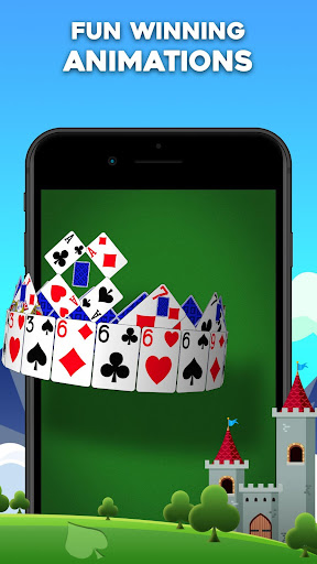 Castle Solitaire screenshot 5