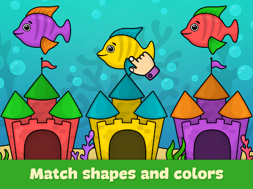 Preschool games for little kids - screenshot