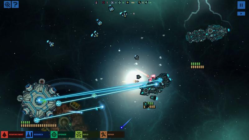 Battlevoid: Sector Siege Screenshot 0