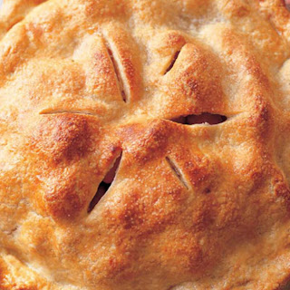 Deep-Dish Apple Pie.