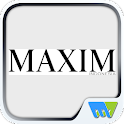 Maxim Indonesia icon