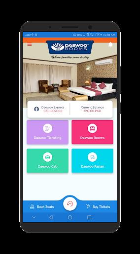 Daewoo Express Mobile - Daewoo Rooms 16.3 screenshots 3