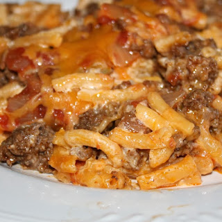 Taco Macaroni And Cheese Casserole Recipes