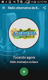 Download Rádio Alternativa da Barra For PC Windows and Mac apk screenshot 2