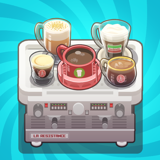 Coffee Craze - Idle Barista Tycoon Icon