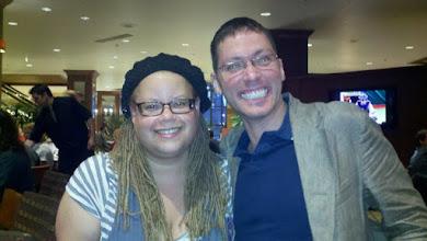 Photo: Netroots Nation 2011: Greg Rae, Tony Award-winning producer of The Normal Heart.