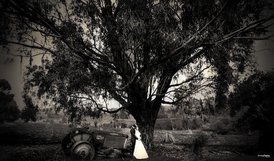 Fotógrafo de bodas Santiago Ospina (Santiagoospina). Foto del 23.12.2016