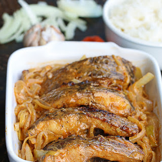 Yassa Fish