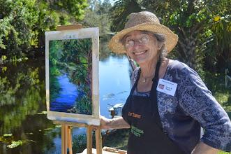 Photo: Lorrie B. Turner at Riverbend Park
