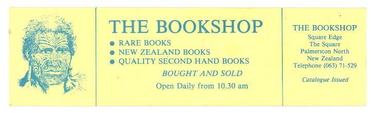 Photo: Bookshop (Palmerston North)