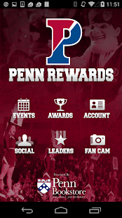 Penn Rewards 2.0- screenshot thumbnail