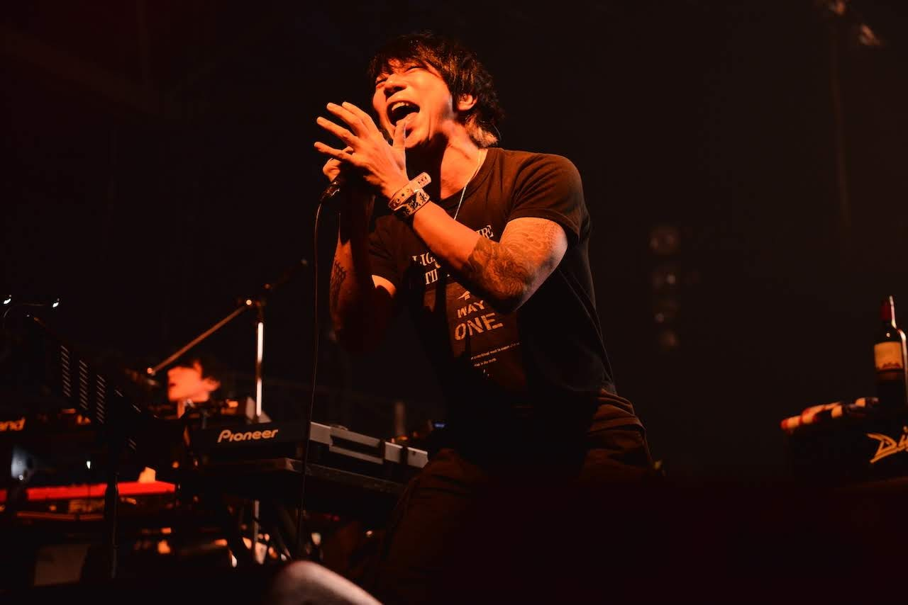 【迷迷現場】COUNTDOWN JAPAN 18/19 the HIATUS 飽含能量的演出帶領全場迎接新的一年