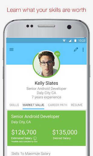 Tech Jobs, Skills & Salary 3.3.14 screenshots 3