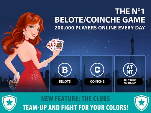 Belote Multiplayer  gameplay | by HackJr.Pw 6