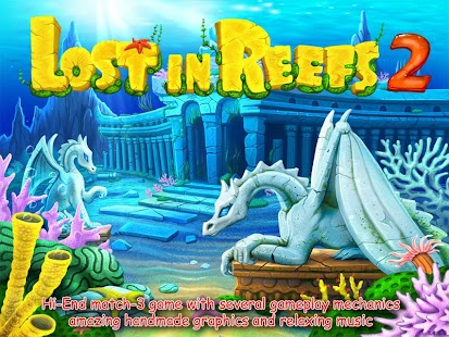 Lost in Reefs 2- screenshot thumbnail