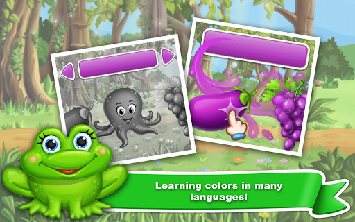Learning Colors for Kids: Toddler Educational Game  screenshots 12