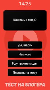 Тест на блогера NEW - náhled