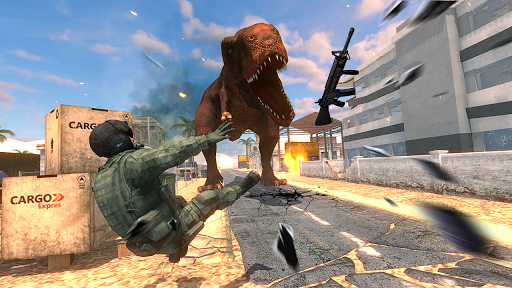 Dinosaur Shooting Simulator screenshots 2