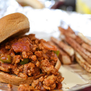 Instant Pot BBQ Sloppy Joes {21 Day Fix | Includes Stove Top Directions} Recipe