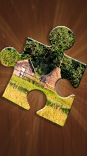 Countryside Puzzle Hry - náhled