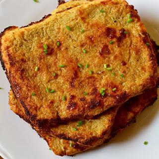 Cauliflower Bread.
