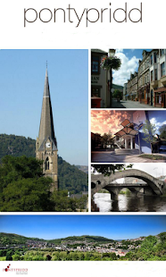 Pontypridd Town Guide- screenshot thumbnail