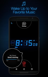 My Alarm Clock- screenshot thumbnail