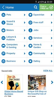 Freeads – free classified app- screenshot thumbnail