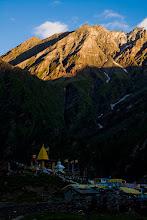 Photo: Sunrise over Patalsu (4472 m), Marrhi, Manali-Leh Highway, Himachal Pradesh, Indian Himalayas.