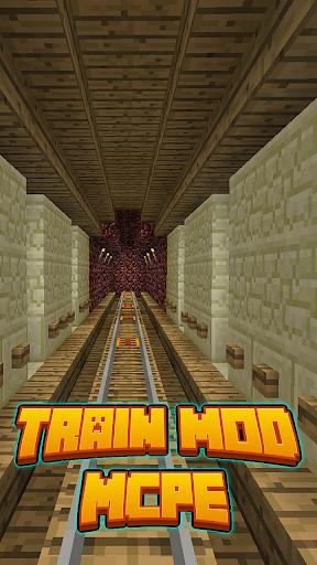 Train Mod For MCPE`