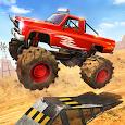 Monster Truck OffRoad Racing Stunts Game