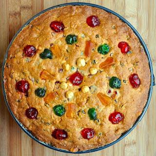 Coconut Fruitcake Recipes.