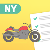 New York DMV NY Motorcycle License knowledge test