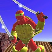 Super Turtle Warrior Ultimate Ninja Rescue Mission
