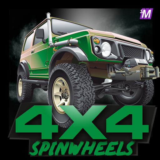 Spinwheels: 4x4 Extreme Mountain Climb Android APK Download Free By SM Games & Apps