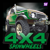 Spinwheels: 4x4 Extreme Mountain Climb