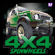 Spinwheels: 4x4 Extreme Mountain Climb - Androidアプリ