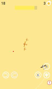 Go Plane vs Missiles - náhled