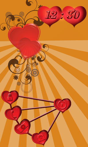 Love Valentine go locker