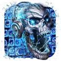 Skull Wallpaper Keyboard icon