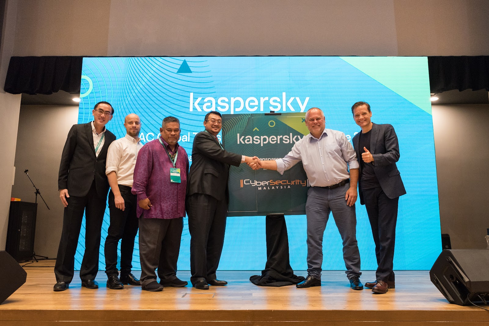 Kaspersky to open first Transparency Center in APAC 1
