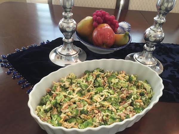 Broccoli Salad (like Chicken Salad Chick) Recipe