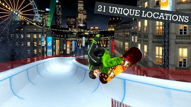 Snowboard Party 2 v1.0.2 [Mod Money/All Unlocked]