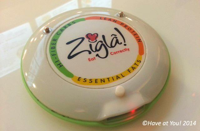 Zigla buzzers