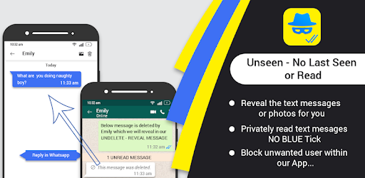Unseen - No Last Seen or Read - Apps on Google Play