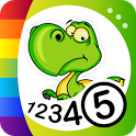 Paint by Numbers - Dinosaurs icon