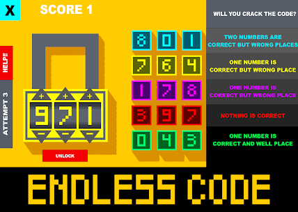 Can You Crack The Code 4.5 MOD for Android 2