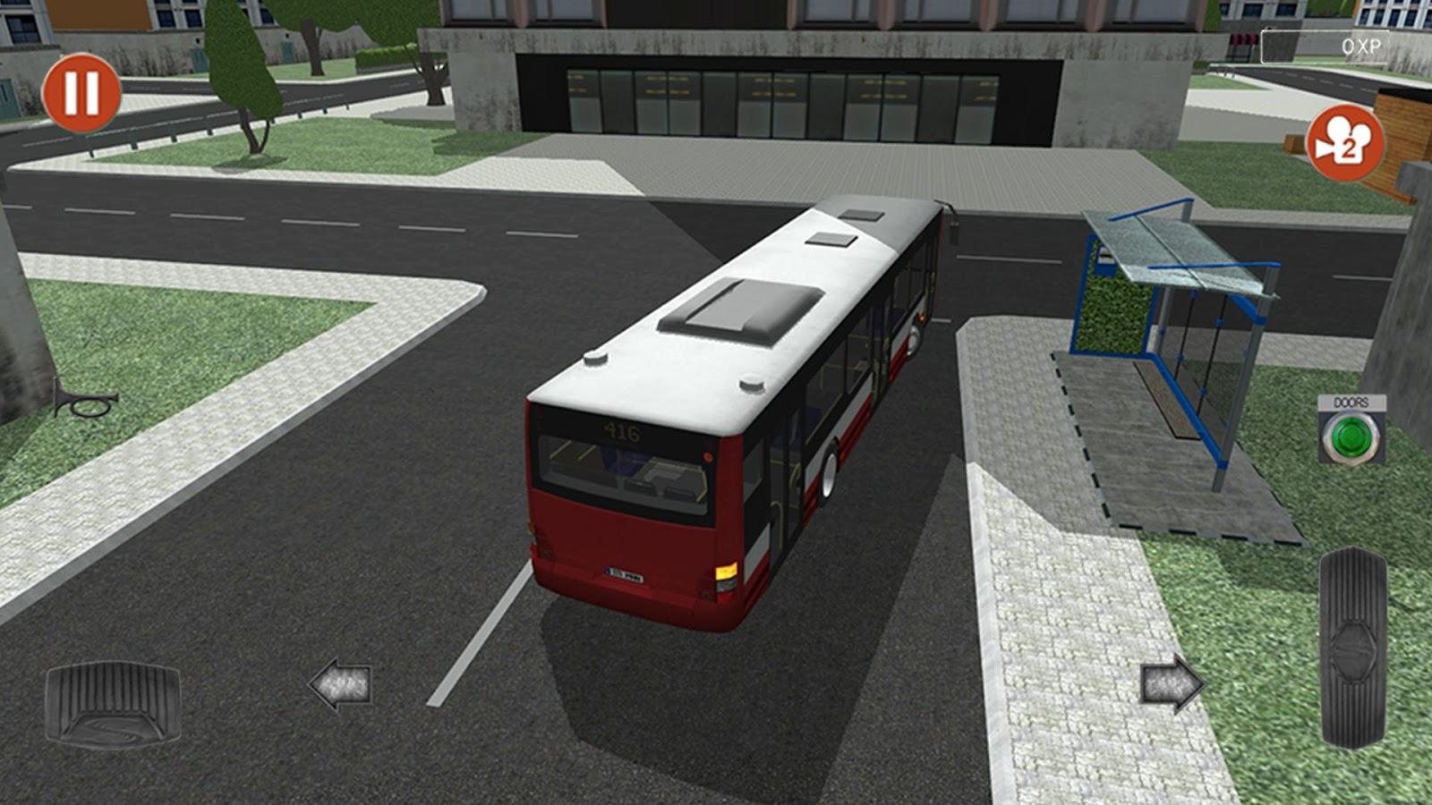 Screenshots of Public Transport Simulator for iPhone