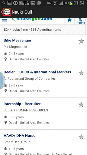 Download Jobs in Dubai - UAE Jobs Google Play softwares